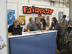 Spiel '08: Fairplay-Stand