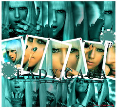POKER FACE/LADY GAGA (JhOnniiFeriia) Tags: hot danger photoshop you spears madonna lies feria bitch superstar gwen britney shakira tatu stefani andreea jhonny candyland beyonce balan womanizer