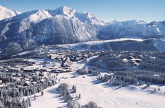- Courchevel ski resort