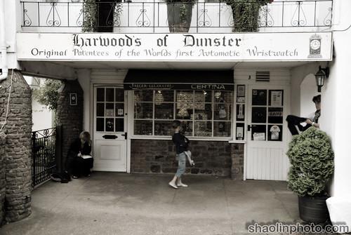Harwood's of Dunster
