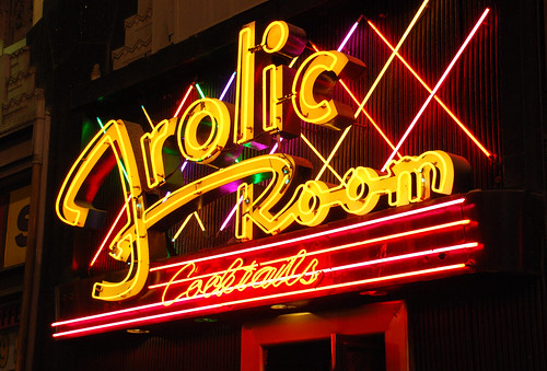 The Frolic Room