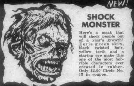 shock monster