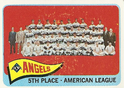 Angels Team Card by brotz13.