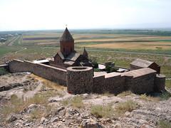 Monastre de Khor Virap (pencroff) Tags: voyage travel vacances holidays monastery armenia monastre armnie khorvirap