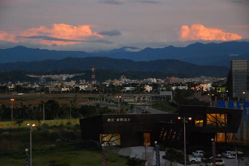 Mountains Over Jubei