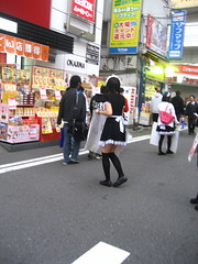 Maids on the move