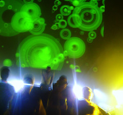 playgrounds hoaratron 10 (Derxter) Tags: music art festival gig vj visuals visual