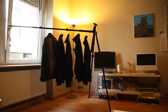 Tripod and Laundry: a cheap, ecological hack