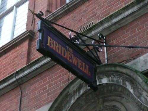 The Bridewell Theatre - Blackfriars