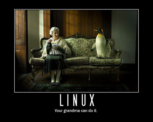 linux-grandma-can-do-it.jpg by jameswhitefanclub.
