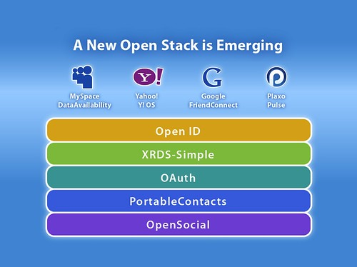 A New Open Stack is Emerging