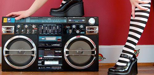 Terry Adams on the radio