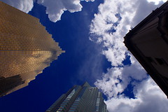 Skyward (Now and Here) Tags: sky cloud toronto ontario canada building tower up skyscraper fb sony bank alpha dslr polarizer mostviewed royalbank rbc a300 fav10 fav5 view500 fave5 mywinners fave10 view150 platinumheartaward sonydslra300 nowandhere davidfarrant