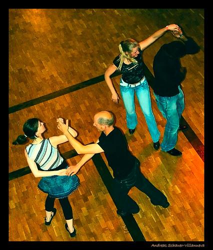 Salsa bei Gutmann I 14.06.2008