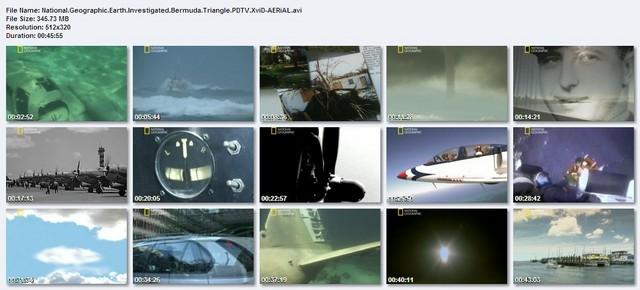 Gambar-Gambar Dramatis Segitiga Bermuda
