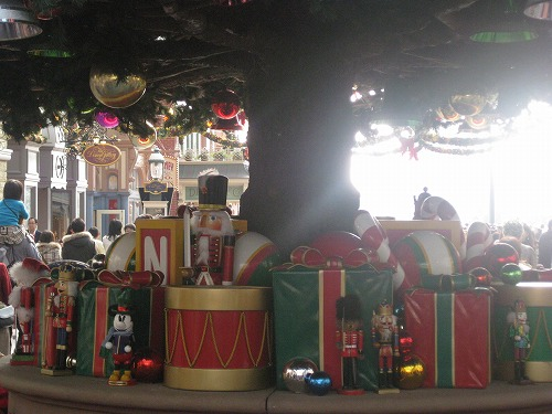 クリスマス(エントランス・ワールドバザール)