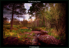 The little Country Stream (Irishphotographer) Tags: trees ireland sunset tree art water river rocks shoreline sureal irishart kinkade movingwater beautifulireland besthdr imagesofireland picturesofireland pentaxk20d kimshatwell irishphotographerkimshatwellireland irishcalender irishcalender09 calendarofireland breathtakingphotosofnature beautifulirelandcalander wwwdoublevisionimageswebscom