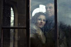 Béla Ernyey and his beautiful girlfriend (Tibi Williams) Tags: