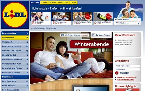 Coupon lidl online shop