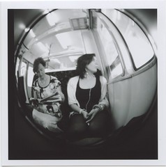 pout (pfig) Tags: people bw london film lomo tube fil pfig date:year=2008 date:month=june file:name=img006tif camera:make=lomo lens:focal=20mm camera:model=dianaf file:path=~picturesscansepson