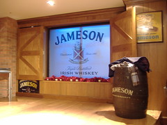 Jameson Distillery Exhibit