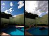 Lei de murphy (Marcelo Cerri Rodini) Tags: claro brazil sol rio azul brasil de sãopaulo chuva piscina lei arvore nuvem tempo marcelo fechado murphy vinil boia vasos cascata rioclaro rodini cerri mrodini marcelorodini marcelocrodini marcelocerrirodini paístropical marcelocerri