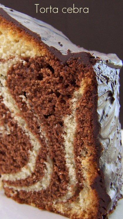 Torta cebra 3