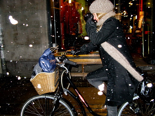 Wifealiciousness Snow