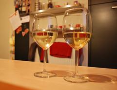 Pinot blanc vs. Chardonnay (Viré clessé)