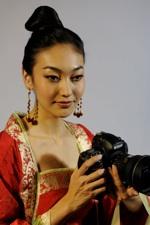 Nikon D3X ISO400 Portrait