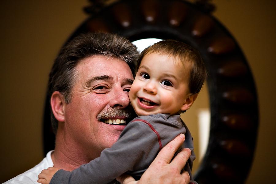 Papa and Noah