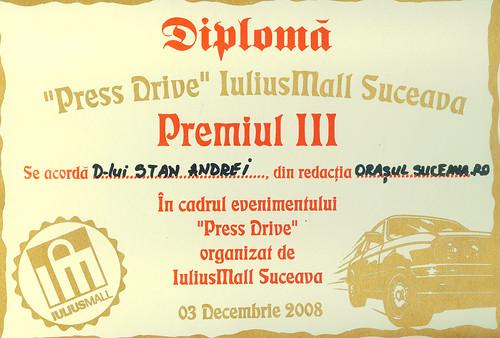 03 Decembrie 2008 » Press Drive
