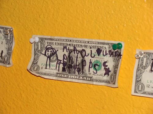 Mina's dollar
