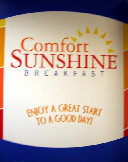 Comfort Sunshine (Click to enlarge)