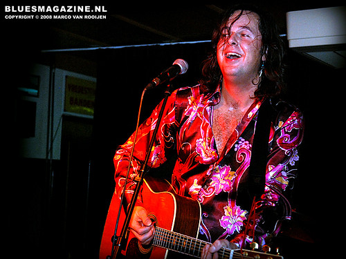 Erwin Nyhoff @ Cafe Royal, Mill, NL