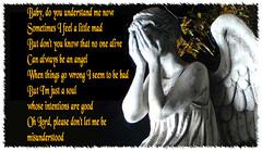 後悔する天使