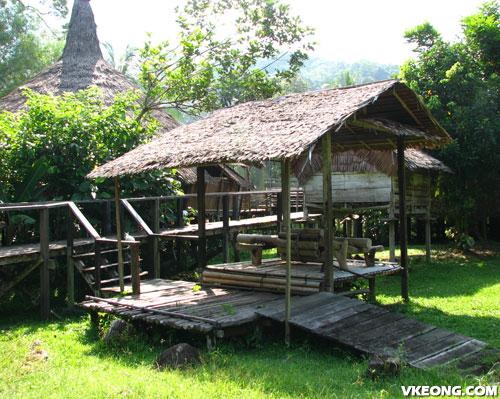 random-hut
