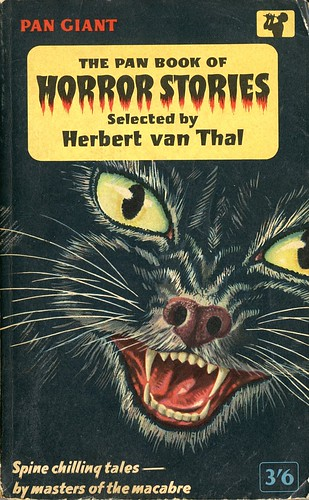 The Pan Book of Horror Stories [selected by Herbert van Thal] 1
