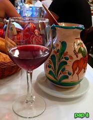 波丁餐廳的水果酒