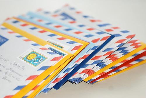 Happy Holidays mails