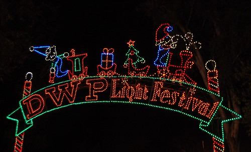DWP LIght Festival