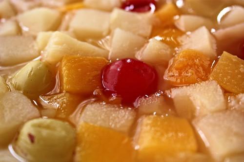 Crema de fruta - upclose