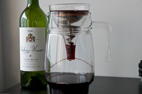 The Best Decanter Is Still A Beer Jug