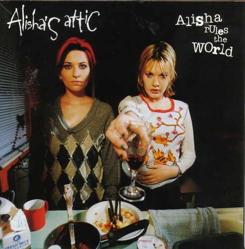 [1996] Alisha Rules The World - Alisha's Attic - 115mb @ 320k