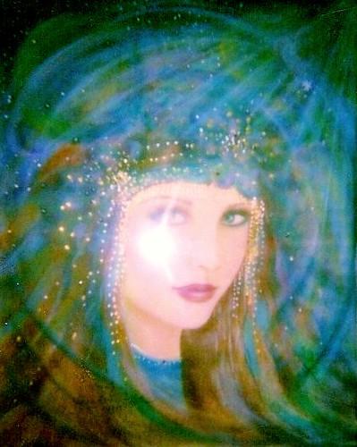 Blue Destiny by Christine von Lossberg