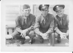 g.i. joe 08 front - richard o bond - richard eaton - and my grandpa (mattdrum182) Tags: army wwii ww2 7th cavalry worldwartwo