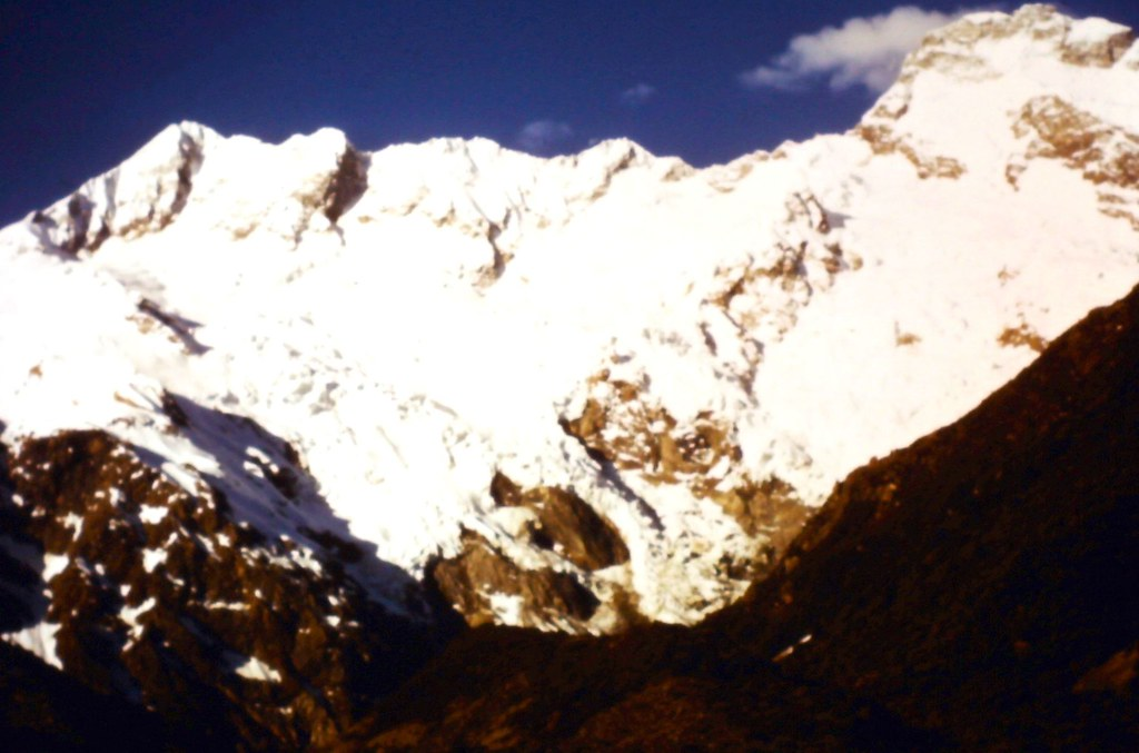 Mt Cook Ranges