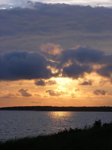 Sunset at Hardings Beach