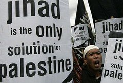 PALESTINIANS-ISRAEL/INDONESIA by pinkturtle2