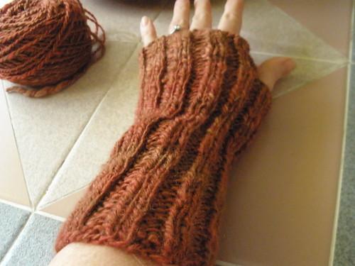 voodoo wrist warmers